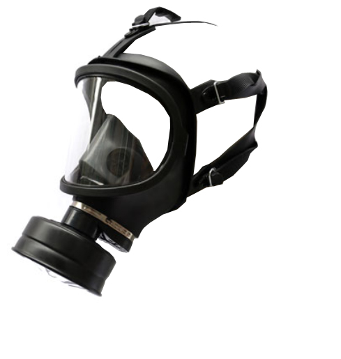 PROTEC-X Gas Mask