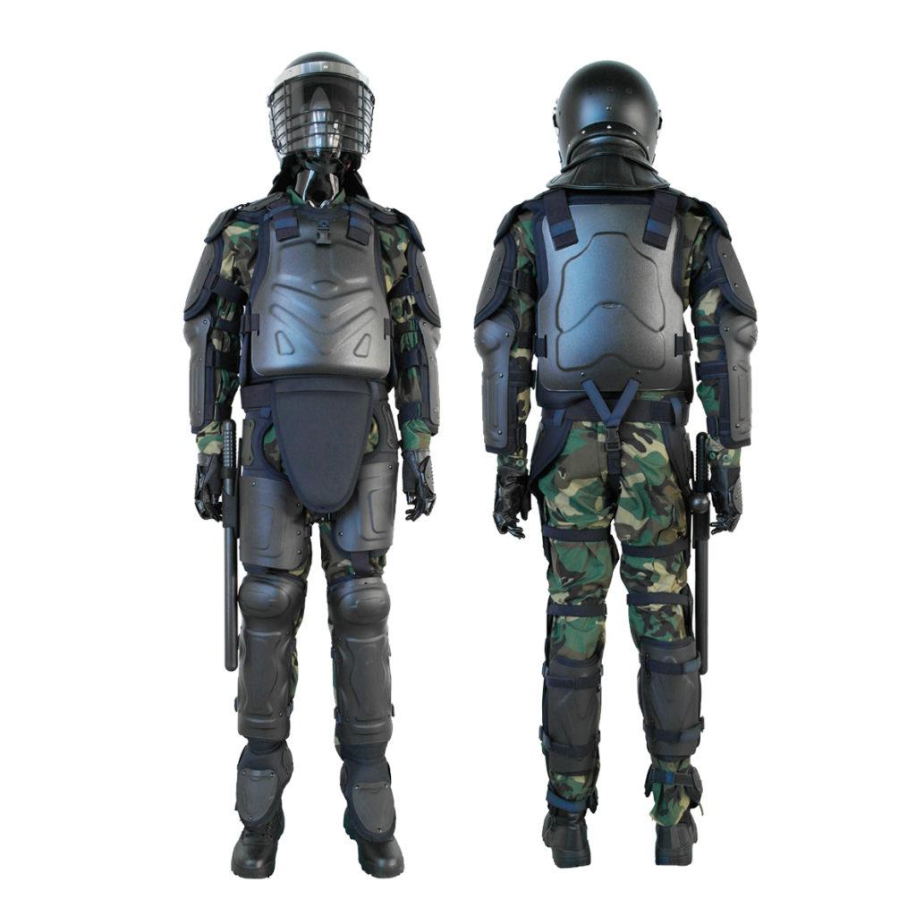 Turbo-X Riot Suit