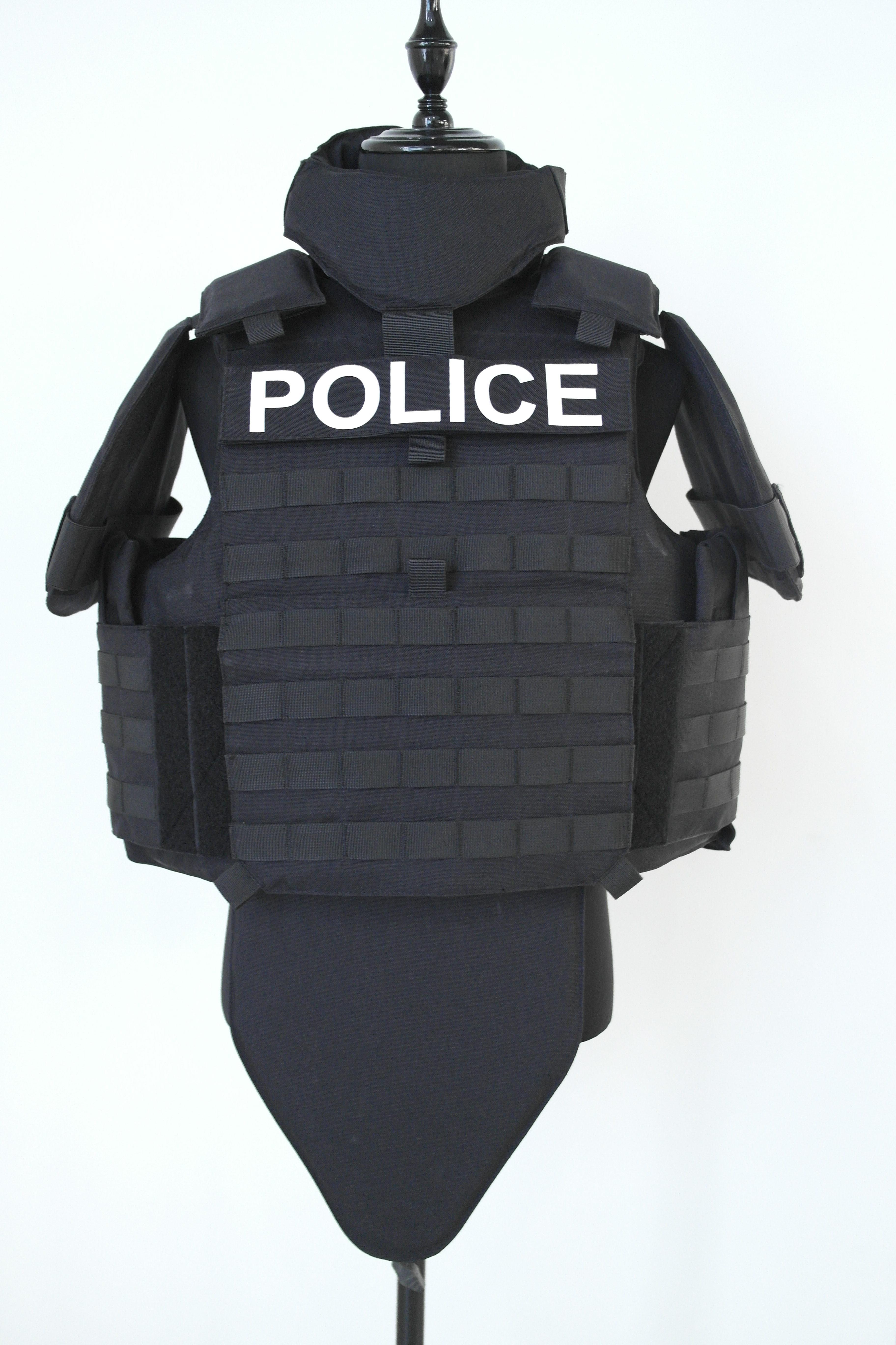 Tactical Ballistic Vest (III-A)