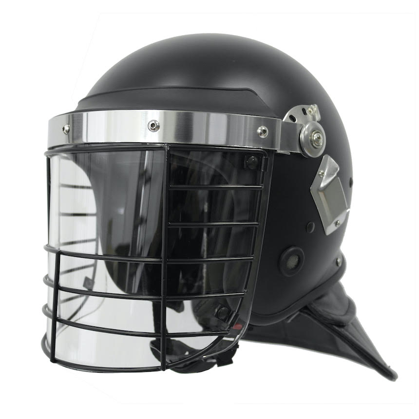 EDI Terminator-X Riot Helmet